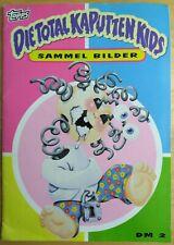 1994 Die Total Kaputten Kids Complete Album German Garbage Pail GPK