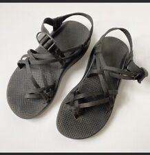 Chaco Hiking Sporty Sandal Black 10 Wide