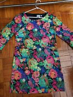 Anthropologie HD IN PARIS Floral Party Dress ~ Women's Size S Small $148