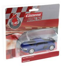 Carrera Digital 143 41395 Audi R8 V10 Plus blau