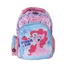 MY LITTLE PONY RUCKSACK BACKPACK SCHOOL BAG NEW PINKIE PIE