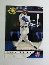 SAMMY SOSA 2001 DONRUSS CLASS OF 2001 BASEBALL CARD # 66 C8744