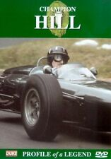 Champion Portrait of a Legend Graham Hill (New DVD 2002) Lotus Brm Damon