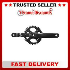 Sram Crank X1 1400 BB30 175 Black 11 speed Direct Mount 32t94bcd NO BB 175mm