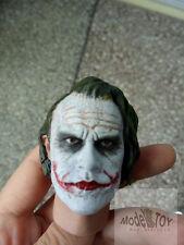 """1:6 Male Head Model Joker 2.0 Head The Dark Knight F 12"""" Man Figure Doll Body"""