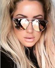WOMENS ROSE GOLD SUNGLASSES PINK MARBS IBIZA KYLIE 2017 !! ** FREE CASE **  D