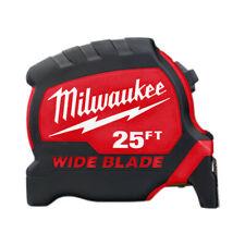 Milwaukee Wide 25ft Blade Tape Measure (48-22-0225)