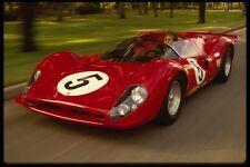 029081 Norwood Ferrari P 4 Replica A4 Photo Print
