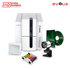 Evolis Primacy Complete Single Sided ID Card System