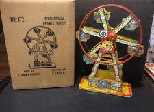 J. CHEIN & CO FERRIS WHEEL No. 172 HERCULES With Nice Box!