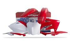 Honda Plastic Kit for CRF 250 R 08  OEM 2008 Colour Red CR 04