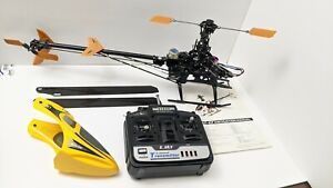 E-Sky Brushless Helicopter Needs Battery Tested Works Perfectly Belt-CP