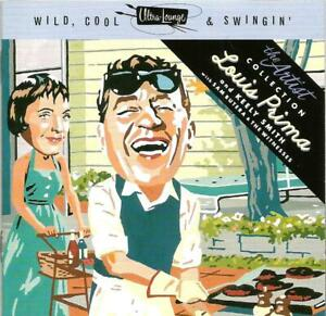 Louis Prima and Keely Smith  - Wild, Cool & Swingin' [Remastered] (2CD 1999)