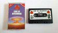LAND OF NEVERWHERE- Commodore 64 C64 cassette game (Power House)