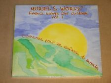 CD RARE / MURIEL VERGNAUD / FRENCH SONGS FOR CHILDREN VOLUME 1 / NEUF SOUS CELLO