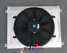 For TOYOTA HILUX RN85 YN85 22R 2.4L Petrol MT 1991-1997 Aluminum Shroud+FAN