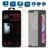 Genuine Gorilla HD Tempered Glass Screen Protector For Sony Xperia X F5122 F5121