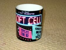 Soft Cell 2018 Tour Advertising MUG