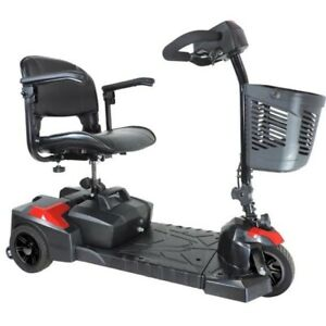 NEW! Scout 3 Wheel Compact Travel Power Scooter