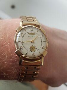 Vintage Rare Bulova Watch