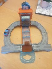Thomas and Friends sodor waterworks take n play set with train