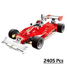 Ferrari 312 T Niki Lauda - Compatibile - 2405 pz - DHL - nuovo - lunghezza 58cm