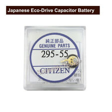 Japanese CT 295.55  Eco-Drive Capacitor Factory Sealed Genuine Watch Battery