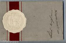 90° Reggimento Fanteria di Linea Brigata Salerno WWI PC Viaggiata 1911 A rilievo