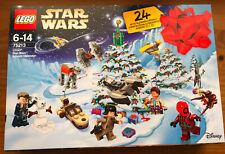 LEGO SET BOITE NEUF STAR WARS VAISSEAU 75213 CALENDRIER DE L'AVANT ROSE POE