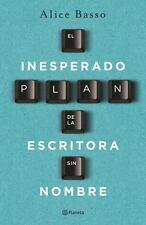 EL INESPERADO PLAN DE LA ESCRITORA SIN NOMBRE / UNEXPECTED PLAN OF THE WRITER WI