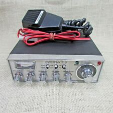 Cobra CB Radio model 29 with microphone and lead wires WORKS
