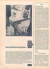 Rollei-Rolleiflex - 1963-publicidad-publicidad-genuineadvertising - NL-venta por correspondencia