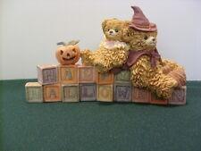 Bainbridge Bears Halloween Buddies Patty & Matthew by Carlton Cards