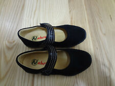 Naturino Kids Girls Suede Leather Mary Jane Shoes BRAND NEW