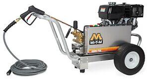 Gasoline Belt Drive Pressure Washer CAT Pump / Honda 4000psi - CBA-4004-1MCH