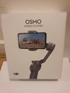 DJI Osmo Mobile 3 Combo Smartphone Gimbal With Tripod And Case