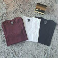 Zara Man BUNDLE x3 Premium Cotton T-Shirts Size UK S