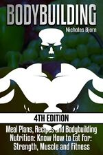 Bodybuilding Meal Plans Strength Muscle Fitness Shredded Book Health Weight Lean