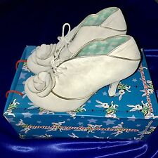 Irregular Choice Rosepea Shoes Size EUR 39/US 9