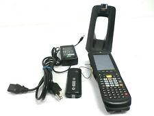 Motorola Zebra Symbol 2D Laser Barcode Scanner/ Mobile Computer Set Mc9596