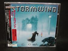 STORMWIND Legacy JAPAN 2CD (Embossed) DivineFire Candlemass Royal Hunt Brazen A