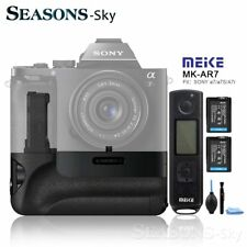 Meike MK-AR7 Wireles Vertical Battery Grip With 2pcs NP-FW50 for Sony A7/A7R/A7S