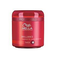 Wella Brilliance Tratamiento Máscara 150ml Normal/Fina Nuevo