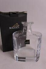 New Rogaska Manhattan Brandy Sherry decanter (no stopper)