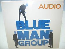 BLUE MAN GROUP AUDIO, Digipak with Slipcase, Virgin, NEW
