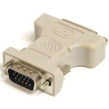 StarTech.com Adaptador AV-Cable de DVI a VGA Adaptador – F/M