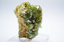 Gemmy Demantoid Garnet Crystal Cluster Specimen Tanzania 112.15 Carats