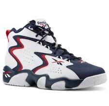Reebok O Mobius OG MU White Navy Red Men Basketball Casual Shoes Sneakers CN7885