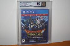 Dragon Quest Heroes Day One Edition (Playstation 4 PS4) NEW SEALED MINT VGA 95!