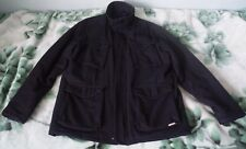 Mens Genuine Burberry London Black Jacket in Size L